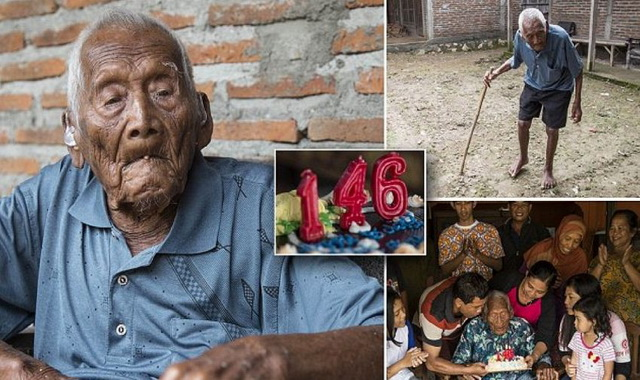 "INDONEŽANSKI PANTELIJA: ""Bogu hvala, vek i po proživeh…"" – ""Nije tražio puno. Pre smrti samo je želeo da ga mi, njegova porodica, pustimo da ode"" (VIDEO)"