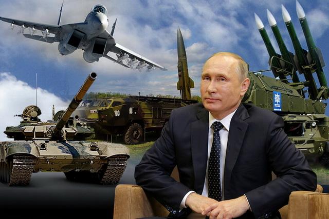 RUSIJA MENJA RATNU TAKTIKU: Kakva to nova zastrašujuća oružja sprema Rusija i da li će zaštititi i Srbiju? (VIDEO)