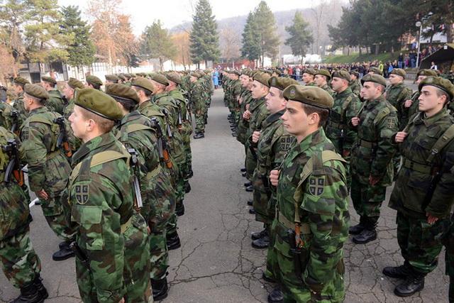 srbija- vojska- vojnici