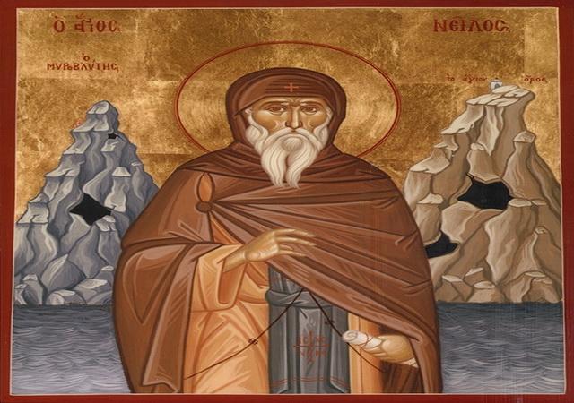 Ovaj GRČKI svetac je SVE TAČNO prevideo pre 400 godina! KAKO je mogao SVE OVO DA ZNA?!
