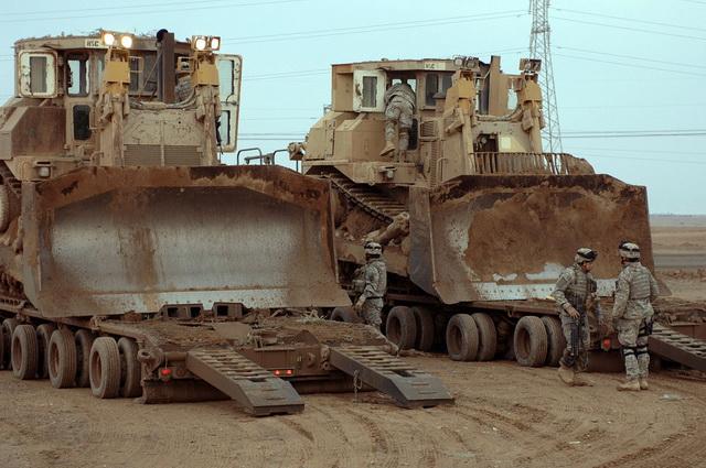 rat- vojska- buldozer