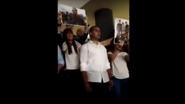 SKANDAL: Albanci provocirali Srbe performansom o silovanju usred Beograda, pa izazvali incident (VIDEO)