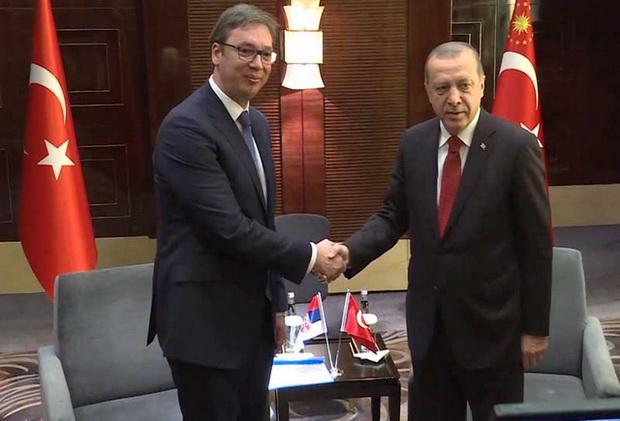 Vucic-Erdogan