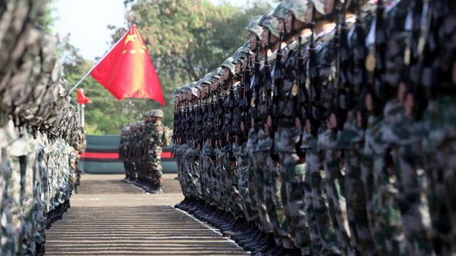 kina- vojska- vojnici