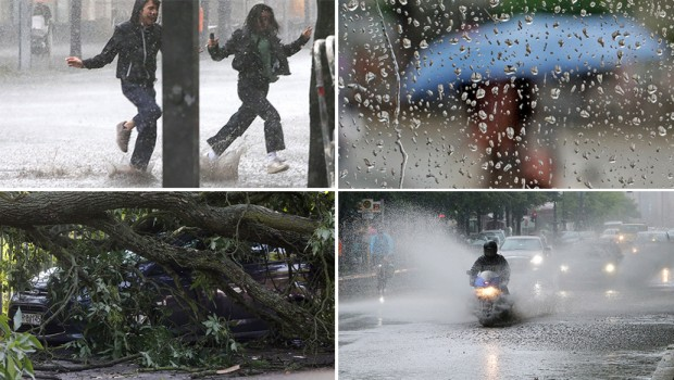 APOKALIPSA U EVROPI: Nevreme razara sve pred sobom, epski potop u Moskvi, u Berlinu nešto slično nisu videli 110 godina (VIDEO)