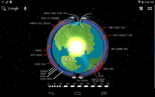 planeta- zemlja- sunce