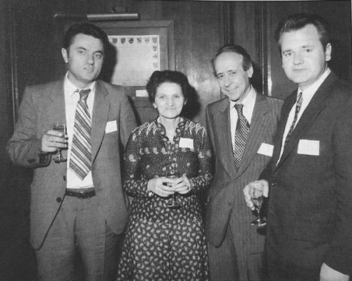 Borka Vučić, Rokfeler, Milosevic