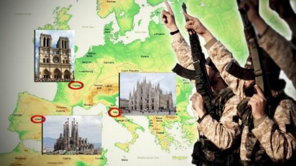 dzihadisti- teroristi- isil