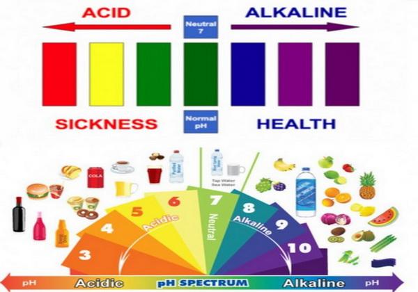 Simptomi koji upozoravaju na kiselost organizma, šta se tada dešava i kako to sprečiti..