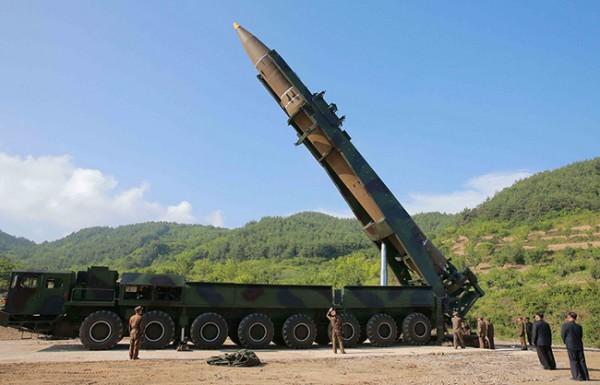 raketa- koreja