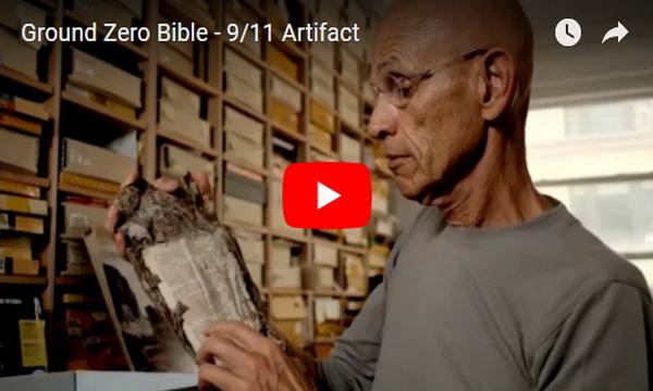 U RUŠEVINAMA KULA BLIZNAKINJA PRONAŠAO SPALJENU BIBLIJU, SAMO JEDAN DEO OSTAO NETAKNUT- PORUKA KOJU JE VIDEO GA JE ZAPANJILA! (VIDEO)