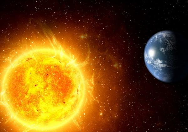 sunce- zemlja