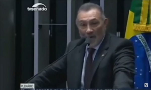 JEZIVE TVRDNjE BRAZILSKOG SENATORA: SVET KAKAV POZNAJEMO ĆE NESTATI ZA 3 DANA, DOBIO SAM POVERLjIVE INFORMACIJE IZ NASA