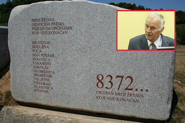 Srebrenica-Mladic