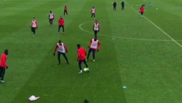 Kakav je to dribling od 11 miliona pregleda napravio Nejmar na treningu? (VIDEO)