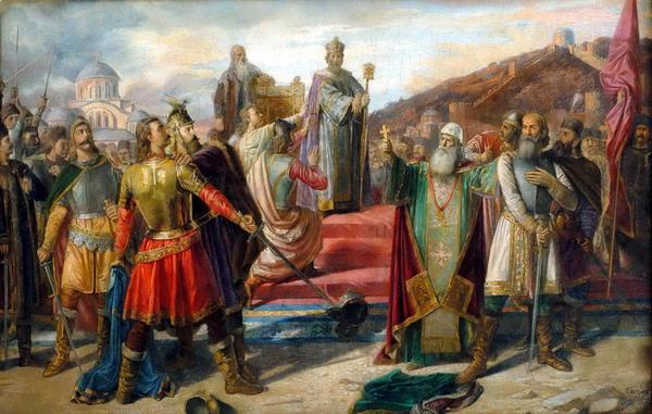 srbija- kosovo- vitezovi- car- kralj
